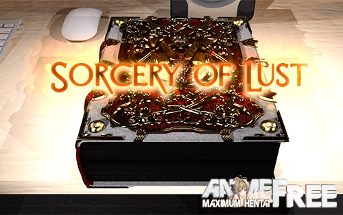 Картинка Sorcery of Lust [2019] [Uncen] [ADV, 3DCG] [Android Compatible] [ENG,RUS] H-Game