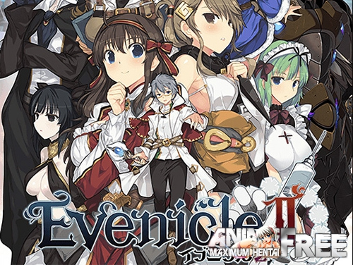 Картинка Evenicle 2 [2019] [Cen] [VN, jRPG, ADV] [JAP] H-Game