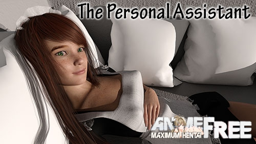Картинка The Personal Assistant [2019] [Uncen] [ADV, 3DCG] [Android Compatible] [ENG,RUS] H-Game