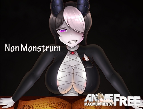Картинка Non Monstrum [2018] [Uncen] [ADV, RPG] [Android Compatible] [ENG] H-Game