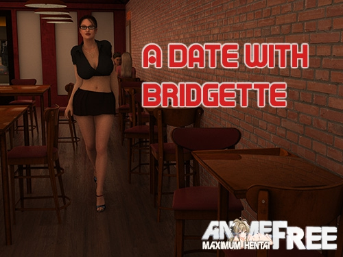 Картинка A Date With Bridgette [2018] [Uncen] [ADV, 3DCG, Dat-Sim] [ENG,RUS] H-Game