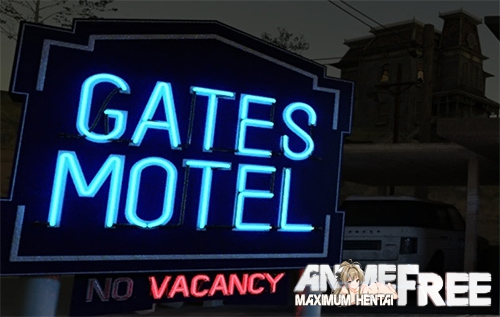 Картинка Gates Motel [2019] [Uncen] [ADV, 3DCG] [Android Compatible] [ENG,RUS] H-Game