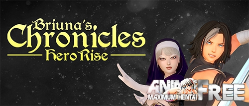 Картинка Briuna's Chronicles - HeroRise [2019] [Uncen] [ADV, 3DCG, RPG] [ENG] H-Game