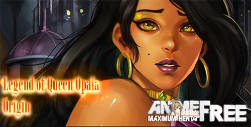 Картинка Legend of Queen Opala - Origin [2015] [Uncen] [RPG] [ENG] H-Game