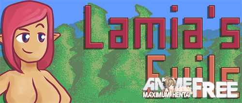 Картинка Lamia's Exile [2019] [Uncen] [Platformer, Animation, Pixel] [ENG] H-Game