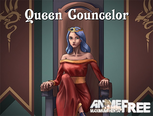 Картинка Queen Counselor / Советник королевы [2019] [Uncen] [ADV] [RUS] H-Game