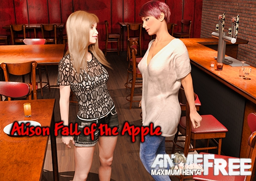 Картинка Alison Fall of the Apple [2018] [Uncen] [ADV, 3DCG] [Android Compatible] [ENG,RUS] H-Game