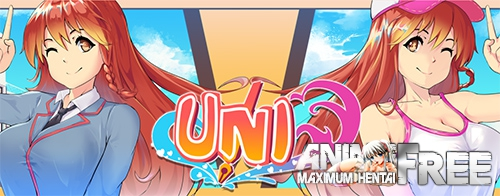 Картинка Юни / Uni [2019] [Uncen] [ADV, Date-Sim] [ENG] H-Game