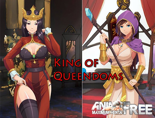 Картинка King of Queendoms [2019] [Uncen] [ADV] [ENG] H-Game