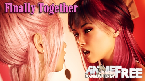 Картинка Наконец-То Вместе / Finally Together [2019] [Uncen] [ADV, 3DCG, Animation] [Android Compatible] [ENG,RUS] H-Game