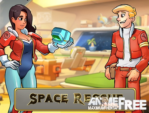 Картинка Space Rescue: Code Pink [2019] [Uncen] [ADV, 2DCG] [Android Compatible] [ENG] H-Game