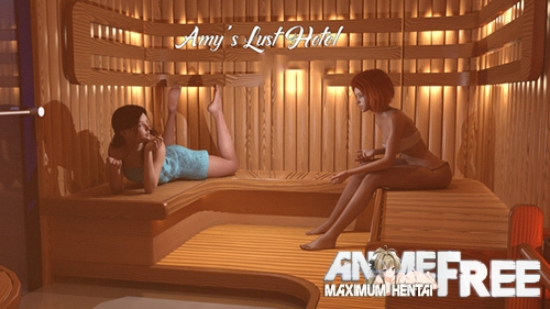Картинка Amys Lust Hotel [2019] [Uncen] [ADV, 3DCG] [ENG,ITA] H-Game