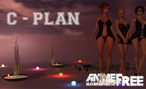 Картинка C - Plan [2019] [Uncen] [ADV, 3DCG, Animated] [Android Compatible] [ENG] H-Game