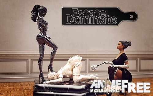 Картинка Поместье: Доминирование / Estate : Dominate [2019] [Uncen] [ADV, 3DCG] [Android Compatible] [ENG,RUS] H-Game