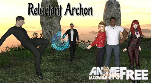 Картинка Reluctant Archon [2019] [Uncen] [ADV, 3DCG] [Android Compatible] [ENG] H-Game