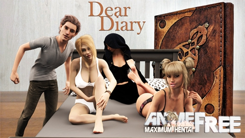 Картинка Dear Diary [2019] [Uncen] [ADV, 3DCG] [Android Compatible] [ENG] H-Game
