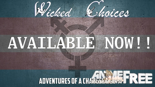 Картинка Wicked Choices: Adventures of a Changed Boy [2019] [Uncen] [ADV, 3DCG] [Android Compatible] [ENG,RUS] H-Game