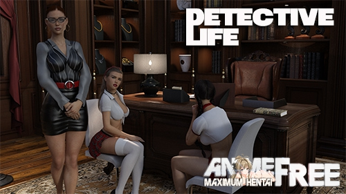 Картинка Detective Life [2019] [Uncen] [ADV, 3DCG, Animation] [Android Compatible] [ENG,RUS] H-Game