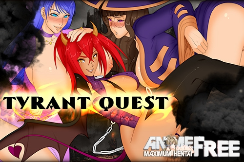 Картинка Tyrant Quest [2019] [Uncen] [ADV, Animation] [ENG] H-Game