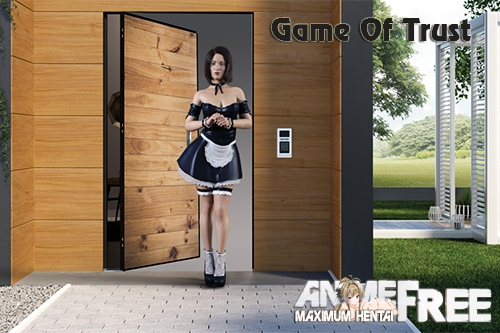 Картинка Game Of Trust [2019] [Uncen] [ADV, 3DCG] [Android Compatible] [ENG,RUS] H-Game
