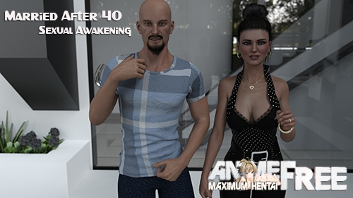 Картинка Married After 40: Sexual Awakening [2019] [Uncen] [ADV, 3DCG] [Android Compatible] [ENG,RUS] H-Game