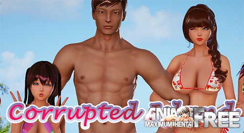 Картинка Corrupted Island [2019] [Uncen] [ADV, 3DCG, Animation] [Android Compatible] [ENG] H-Game
