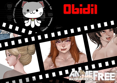 Картинка Obidil [2019] [Uncen] [ADV, RPG] [ENG] H-Game