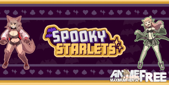 Картинка Spooky Starlets [2019] [Uncen] [ADV] [ENG] H-Game