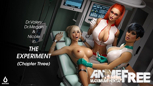 Картинка The Experiment Chapter Three [Uncen] [3DCG] [ENG] Porn Comics
