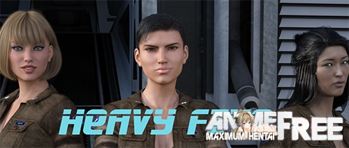 Картинка Heavy Five (Remastered) [2019] [Uncen] [ADV, 3DCG] [Android Compatible] [ENG] H-Game