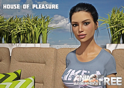 Картинка House of Pleasure [2019] [Uncen] [ADV, 3DCG] [ENG,GER,RUS] H-Game