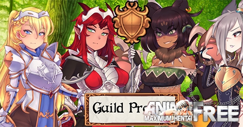 Картинка Guild Project [2019] [Uncen] [RPG] [ENG] H-Game