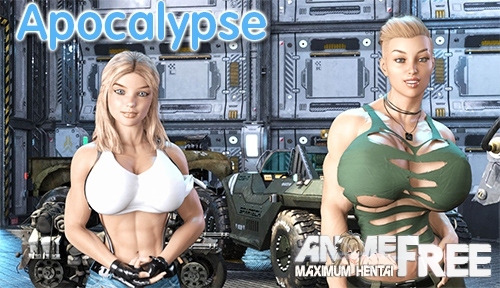 Картинка Apocalypse [2019] [Uncen] [3DCG, Animation, ADV] [Android Compatible] [ENG] H-Game