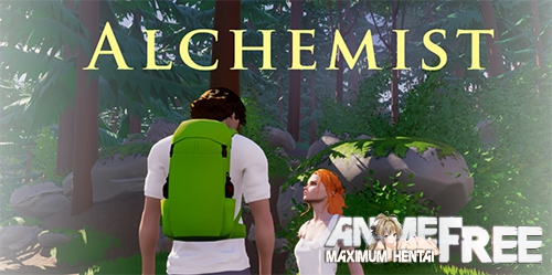 Картинка Alchemist [2017] [Uncen] [ADV, 3DCG, 3D-Animation] [ENG] H-Game