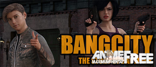 Картинка BangCity [2019] [Uncen] [ADV, 3DCG] [Android Compatible] [ENG,RUS] H-Game