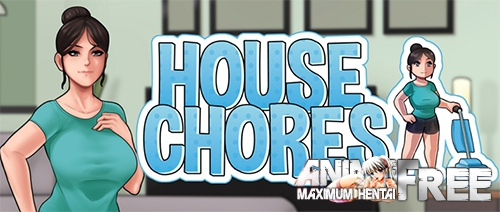 Картинка House Chores [2019] [Uncen] [ADV, Animation] [Android Compatible] [ENG] H-Game