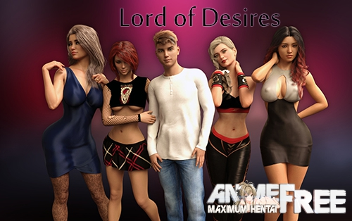 Картинка Lord of Desires [2019] [Uncen] [ADV, 3DCG] [Android Compatible] [ENG,RUS] H-Game