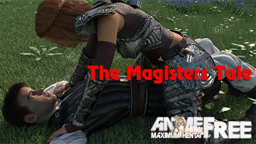 Картинка Повесть о Магистрах / The Magisters Tale [2019] [Uncen] [ADV, 3DCG] [Android Compatible] [ENG] H-Game