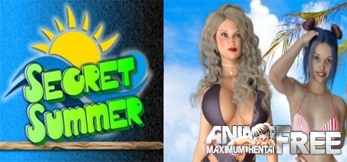 Картинка Secret Summer [2019] [Uncen] [ADV, 3DCG] [Android Compatible] [ENG,RUS] H-Game