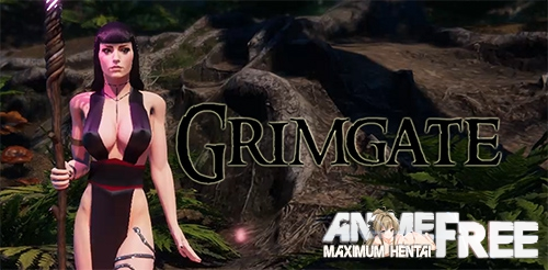 Картинка Grimgate [2019] [Uncen] [RPG, 3DCG, Animation] [ENG] H-Game