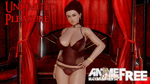 Картинка Unlimited Pleasure [2019] [Uncen] [ADV, 3DCG] [Android Compatible] [ENG] H-Game