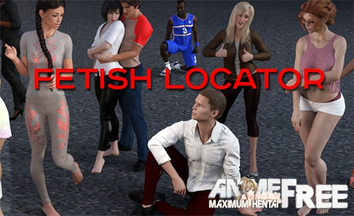 Картинка Fetish Locator [2019] [Uncen] [ADV, 3DCG] [Android Compatible] [ENG,RUS] H-Game
