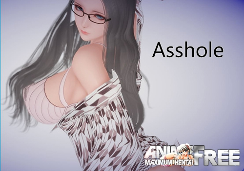 Картинка Asshole [2019] [Uncen] [3DCG, Animation] [Android Compatible] [ENG] H-Game