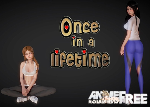 Картинка Once in a Lifetime [2019] [Uncen] [ADV, 3DCG] [Android Compatible] [ENG] H-Game