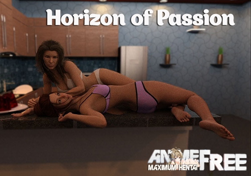 Картинка Horizon of Passion [2019] [Uncen] [ADV, 3DCG] [RUS,ENG] H-Game