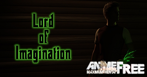 Картинка Lord of Imagination [2019] [Uncen] [ADV, 3DCG, Animation] [Android Compatible] [ENG,RUS] H-Game