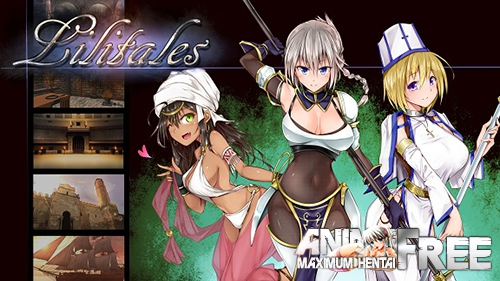Картинка Lilitales - Lili Tales - [2019] [Uncen] [jRPG] [JAP,ENG] H-Game