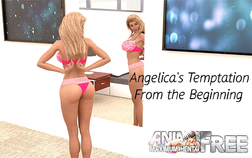 Картинка Angelicas Temptation: From the Beginning [2019] [Uncen] [ADV, 3DCG, Animation] [Android Compatible] [ENG,RUS] H-Game