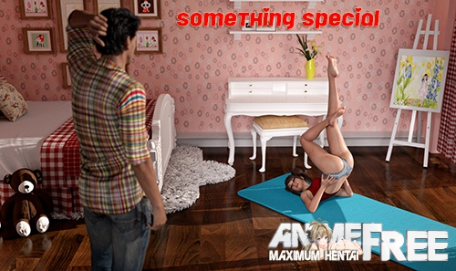 Картинка Something Special [2019] [Uncen] [ADV, 3DCG] [Android Compatible] [ENG,RUS] H-Game