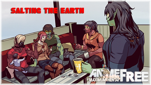 Картинка Salting the Earth [2019] [Uncen] [VN] [Android Compatible] [ENG] H-Game